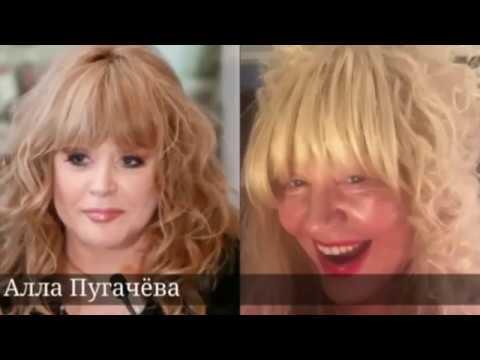 Русские звезды без макияжа