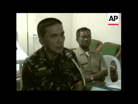 Kidnapped Indonesian crewmen freed by Philippines troops