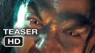 The Four - The Four Chinese Teaser Trailer #1 (2012) - Zombie Martial Arts Movie HD