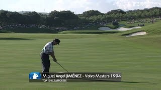 Top 10 Albatrosses on the European Tour
