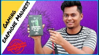 [GIVEAWAY] PLEXTON G20 Gaming Earphones REVIEW | Under Rs 1500