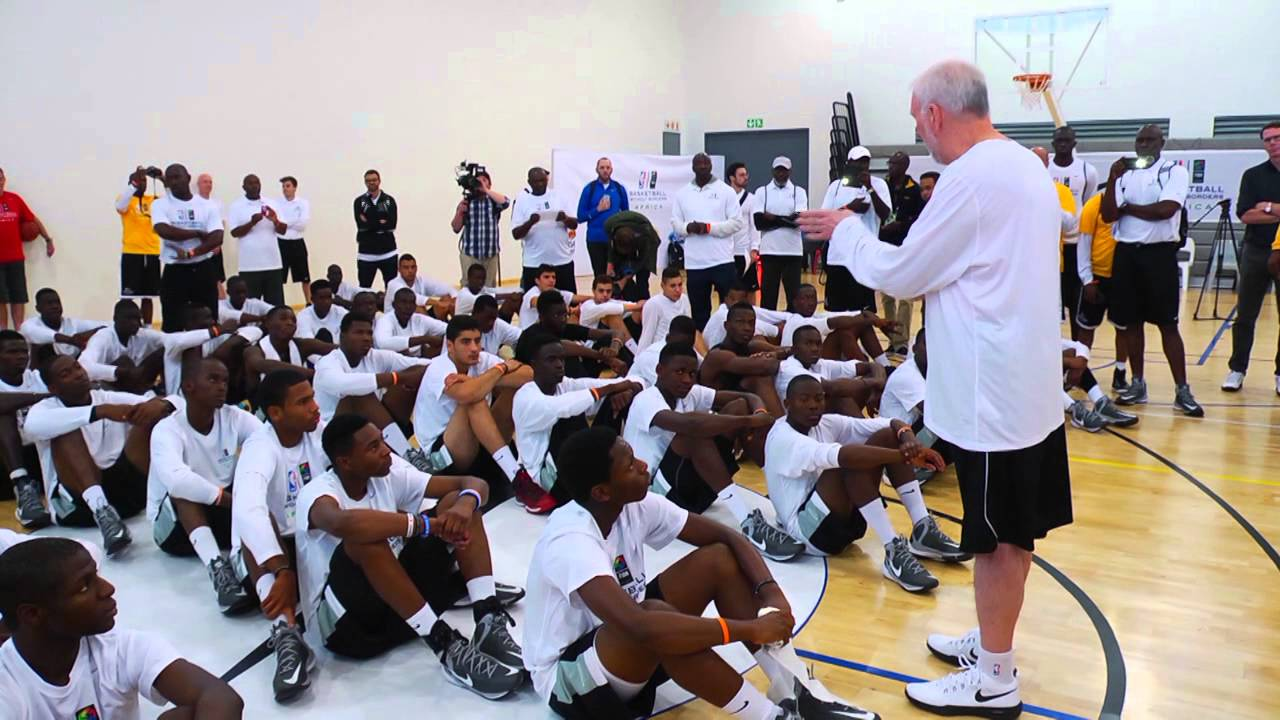 All-Access: 2015 Basketball without Borders Africa