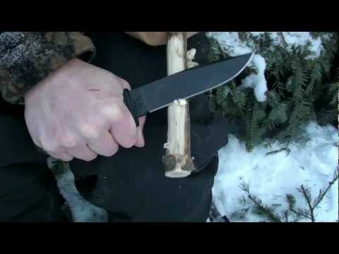 KA-BAR USN MARK 1 COMBAT/SURVIVAL KNIFE !