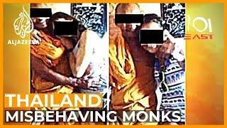 🇹🇭 Thailand's Tainted Robes   Misbehaving Monks   101 East