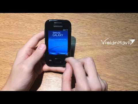 Hard Reset o Reseteo De Fabrica Samsung Galaxy Pocket S5301L