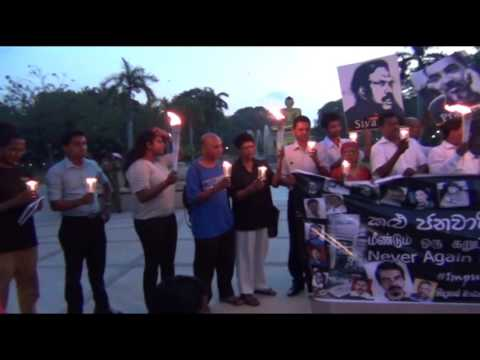'No justice for journalists in Sri Lanka even under new government'