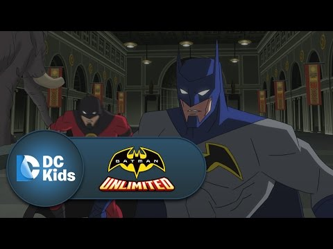 Fight Night at the Museum | Batman Unlimited | Episode 15