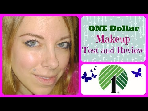 First Impression Review LA Colors Dollar Tree Makeup