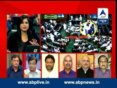 ABP News debate: Is Rahul Gandhi's anger a show off?