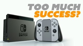 Nintendo Switch TOO SUCCESSFUL for Nintendo to Handle? - The Know Game News