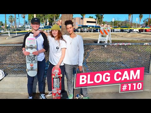 Blog Cam #110 - Beautiful Sunny Day in Los Angeles