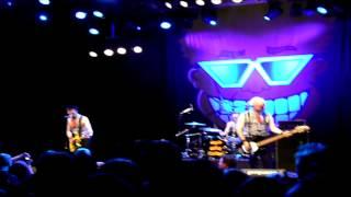Toy Dolls concert at Effenaar in Eindhoven 03-10-2012 (Full concert!)