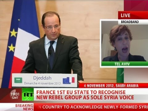 'Worst Case Scenario': France recognizes Syrian opposition coalition
