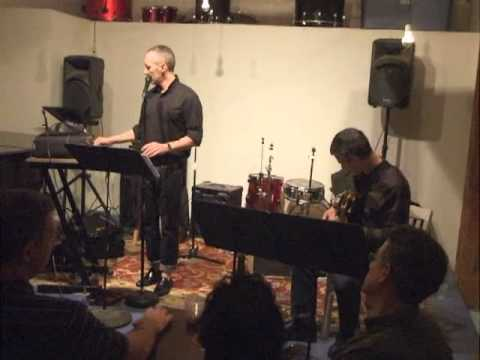 Theo Bleckmann and Ben Monder Duo @ Gowanus Jazz Fest 05.14.11 Part 2