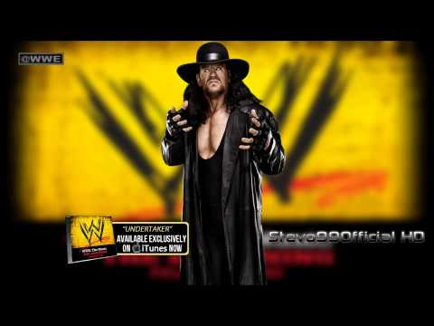 WWE: Undertaker Unused Theme Song: Undertaker (Original Jim...