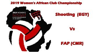 Match 4 Shooting EGY Vs FAP CMR