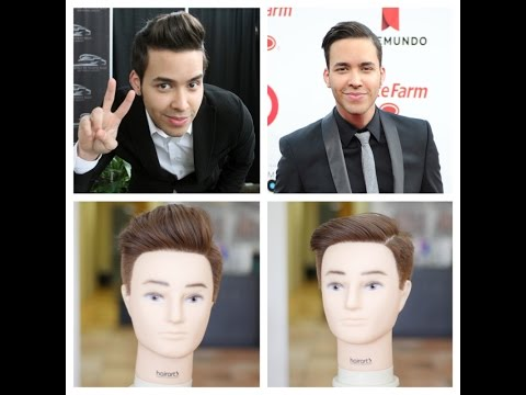 Prince Royce Haircut Tutorial