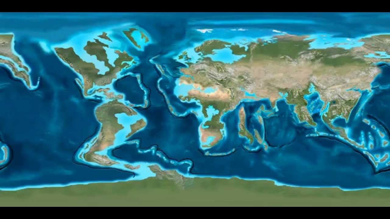 an analysis of 3000 million years ago on the earth Now the most detailed analysis of the geological evidence to earth's magnetic field is powered million years between 500 million and 15 billion years ago.