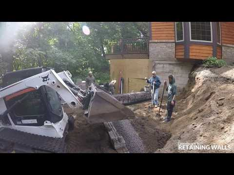 "Greenscape tv S1E1 ""Retaining Walls"""