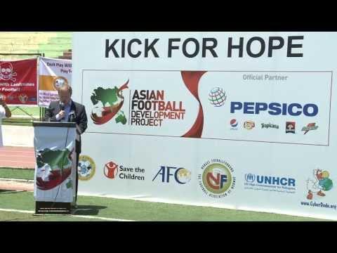 World Refugee Day Football Festival 2013