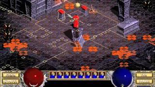 Diablo Hellfire-All Bosses-Todos los jefes