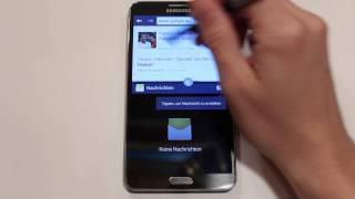 Samsung Galaxy Note 3 Review Teil 3 Multiwindow