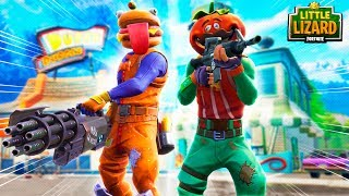 TOMATO HEAD & BEEF BOSS TEAM UP!!! - Fortnite Short film