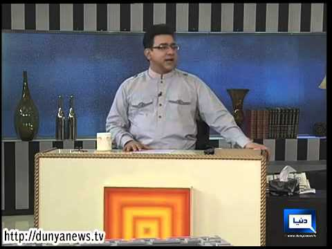 Dunya News - Hasb E Haal - 22-08-14 video