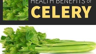 10 SUPER HEALTH BENEFITS IN JUST ONE CELERY STALK
