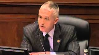 Gowdy Tears Into Social Security Disability Judges on Rubber Stamping Claims