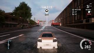 THIS GAME IS INTENSE!!!    Super Street: The Game [PS4]    TMossBoss Gaming