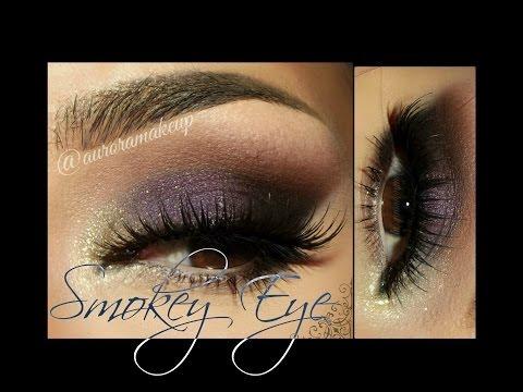 Smokey Eye for Hooded Eyes