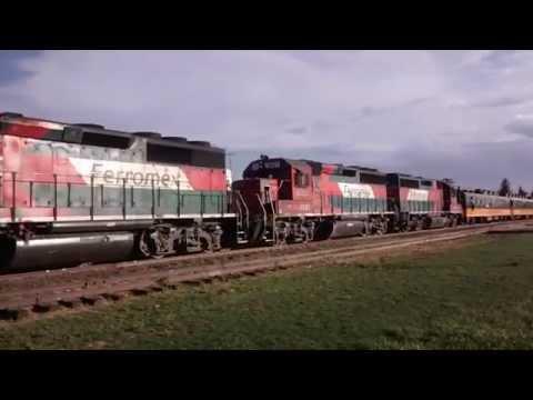 El Ferrocarril Chepe, de Pasajeros  en Cuauhtémoc