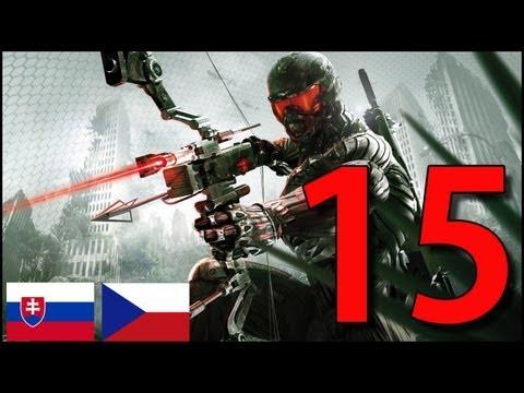 Crysis 3 | Lets Play + Facecam | SK a CZ | #15 Análný Otvor :D