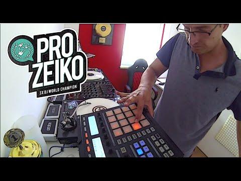 DJ PRO-ZEIKO / INTOXICATED ROUTINE