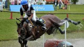 Beijing 2008 - Eventing Cross-Country