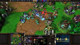 Lyn(ORC) vs Passion(NE) - Warcraft 3: Reforged (Classic) - RN4578