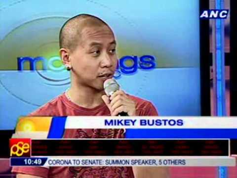"[ANC Mornings] Mikey Bustos on the web musical, ""Prison Dancer"""