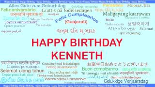 Kenneth   Languages Idiomas