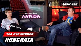Tea Eye Winner — Nongrata