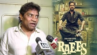 Download Shahrukh Khan's RAEES Movie Review By Johnny Lever 3Gp Mp4