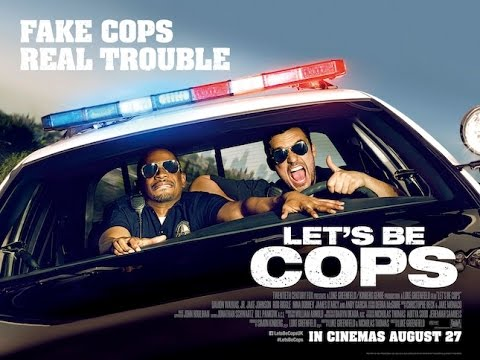 Year 3 Day 202 Greg Versus Review/ Spoilers for Lets Be Cops