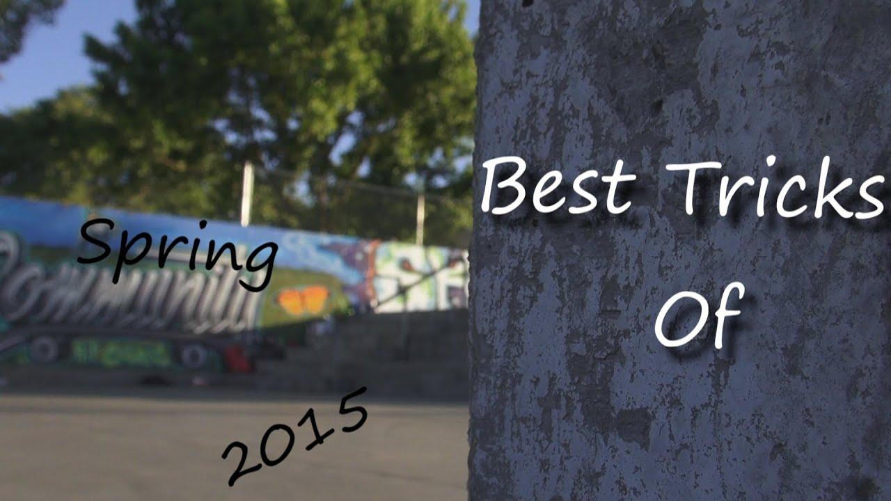 Best Skateboard Tricks Best Skateboarding Tricks of