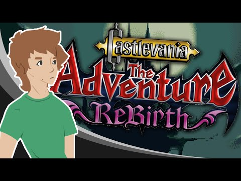 Castlevania: The Adventure ReBirth Review - Seriously Though. Why?