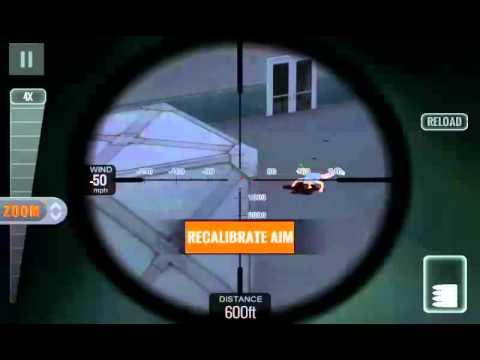 Sniper 3D Assassin Shoot to Kill Jandsburg Mission 1-40 Walkthrough Gameplay