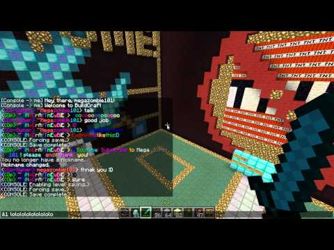 Minecraft - tutorial - how to type in color and color your name on servers