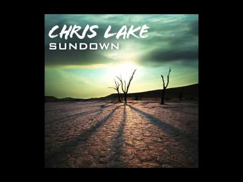 Chris Lake - Sundown (Cover Art)
