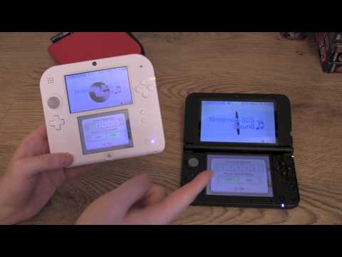 Nintendo 2DS vs 3DS XL Comparison