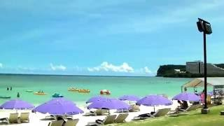 Nagoya~Guam-Tumon Beach (Slide Video Show)