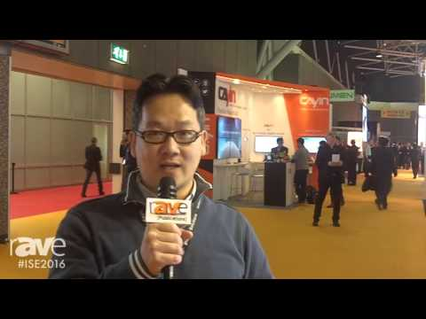 ISE 2016: IBASE Technology Highlights Naked Eye 3D Application